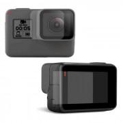 Protector de pantalla + set de filmacion lente de la camara para GoPro Hero 5