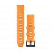 Garmin Correa de silicona QuickFit 22 Garmin Naranja