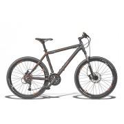 "Bicikl Cross 26"" GRIP-127 / Black/Orange 520mm"