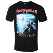 Muška metal majica Iron Maiden - Two Minutes To Midnight - ROCK OFF - IMTEE95MB
