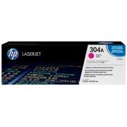 HP TONER LASER HP 304A (2800P.) CC533A MAGENTA