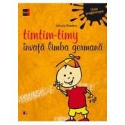 Timtim-Timy invata limba germana clasa pregatitoare - Miruna Popescu
