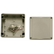Carcasă regulator de nivel (L x l x Î) 100 x 100 x 60 mm B & B Thermo-Technik CON-GEH-WLSW