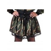 Coppens Rok camouflage - Groen - Grootte: 164