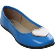 Stylar Heart Candy Bellies For Women(Blue)