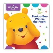 Disney Baby Peek-A-Boo Winnie the Pooh, Hardcover