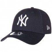 New Era 9Forty League Basic Yankees Cap by New Era in blu, Gr. One Size