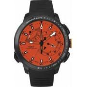 Ceas Timex Intelligent Quartz TW2P73100 Black-Orange