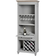 Churchill Wine Display Cabinet