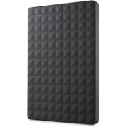 Seagate 1 TB Wired External Hard Disk Drive(Black)