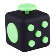 Fidget Cube Relieves Stress and Anxiety Attention Toy for Children and Adults Random Color Delivery