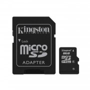 Micro SD Kingston 8GB class4 -SDC4/8GB