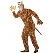 Geen Dierenpak verkleed kostuum tijger voor volwassenen