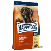 12,5kg Supreme Sensible Toscana Happy Dog pienso para perros