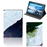 B2Ctelecom Lenovo Tablet M10 Tablet Beschermhoes Sea in Space