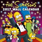 DANILO Simpsons Calendar 2017 *english Version*