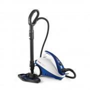 Polti Smart 40 Mop Pulitore a Vapore Cilindrico 1,6 Litri Nero Blu Bianco 1800W