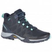 Merrell - Women's Siren 3 Mid GTX - Chaussures de randonnée taille 37,5, noir