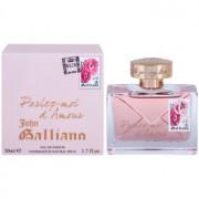 John Galliano Parlez-Moi d'Amour eau de parfum para mujer 50 ml