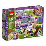 LEGO Friends 41332_emmino postolje za umjetnička djela