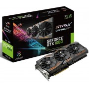 Asus ROG Strix GeForce GTX 1080 Advanced Edition 8GB GDDR5X 256-bit Graphics Card