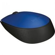 Безжична мишка Logitech M171 Blue