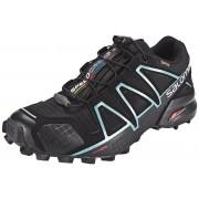 Salomon Speedcross 4 GTX Löparskor Dam blå/svart UK 6 EU 39 1/3 2019 Trailskor