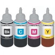 flowjet compatible ink for epson l100/l200/l220/l355 4 colors