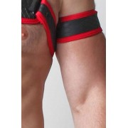 CellBlock 13 Gridiron Armband Red A047