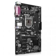 Дънна платка ASRock H81 Pro BTC R2.0, H81, LGA1150, DDR3, PCI-E (HDMI&VGA), 2x SATA 6Gb/s, 2x USB 3.0, ATX