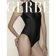 Body i wet-look Lady från Gerbe noir S