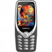 KARBONN K338N DUAL SIM PHONE WITH 3000 mAh BATTERY/CAMERA/FM/TORCH/AUTO CALL RECORDER/GAMES AND MOBILE TRACKER