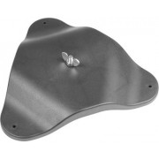 Adam Hall Floor Mounting Plate f. PAR Ca