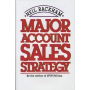 Major Account Sales Strategy, Hardcover