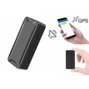 GPS lokátor s miniatúrnymi rozmermi a GPS + LBS + WiFi
