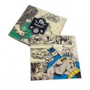 Guardanapo Heróis Quadrinhos Dc Comics