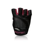 Kesztyű Scitec - Pink Style női fekete, rózsaszín S Scitec Nutrition
