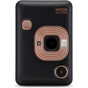 Fuji Instant Camera Instax Mini LiPlay Elegant Black