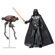 Hasbro Star Wars™ Mission Series Figuren - Darth Vader y Seeker Droid