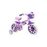 Bicicleta Aro 12 Feminina Modelo Cat