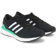 Adidas ADIZERO BOSTON 6 W Running Shoes For Women(Black)