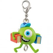 Monsters University Connecting Figure Key Ring Mike (A)