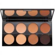 Makeup Revolution Cover & Conceal estuche de correctores tono Medium - Dark 10 g