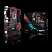 ASUS Intel LGA-1151 ATX B250H Gaming motherboard with SupremeFX S1220A audio codec, Intel Gigabit LAN, DD