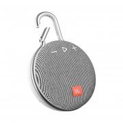 Bocina Bluetooth JBL Clip 3 A Prueba De Agua Plata