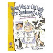 There Was an Old Lady Who Swallowed a Fly (Carthew Mark)(Paperback) (9780007228720)
