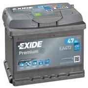 Acumulator auto Exide Premium 47Ah 450A