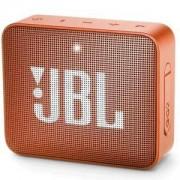 Блутут колонка JBL GO 2 Оранжев, JBL-GO2-ORG