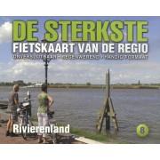 Fietskaart 08 De Sterkste van de Regio Rivierenland | Buijten & Schipperheijn