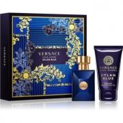 Versace Dylan Blue Pour Homme coffret VII. Eau de Toilette 30 ml + gel de duche 50 ml